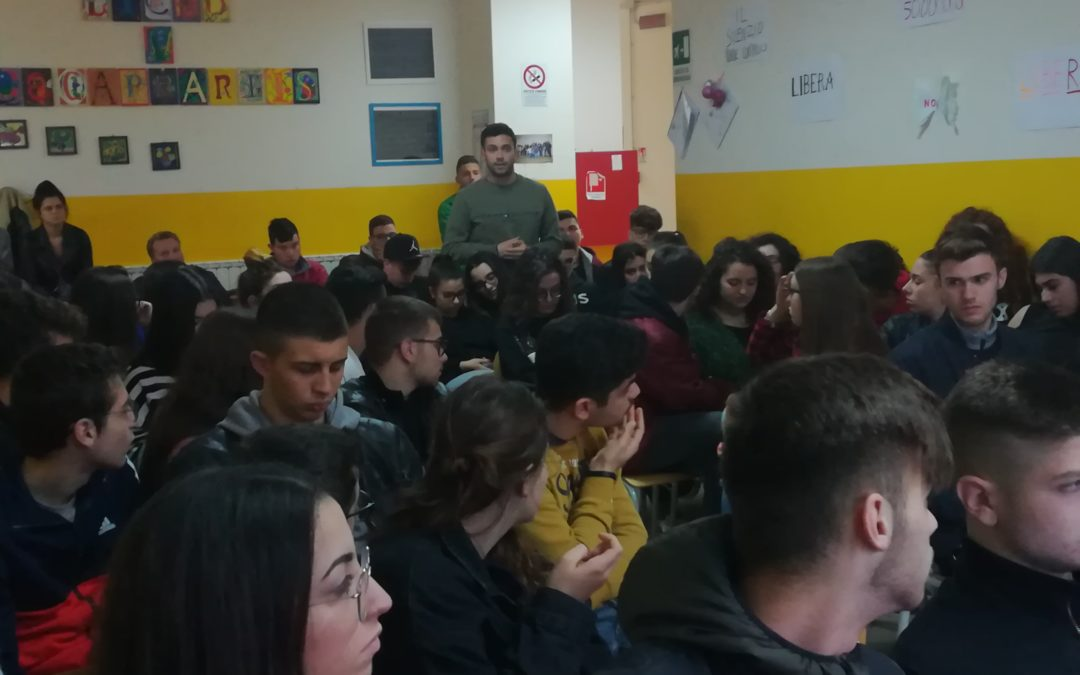 Opere sociali marelliane: gli incontri nelle scuole