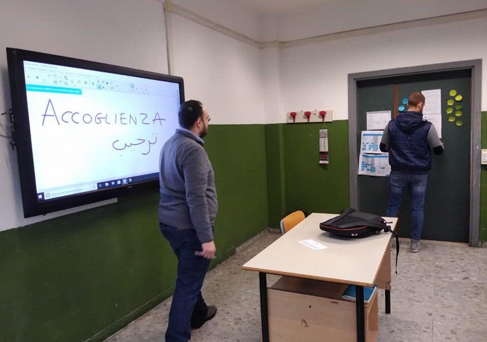 La sensibilizzazione di docenti e studenti a Roma svolta da Apurimac